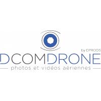 Logo D COM DRONE