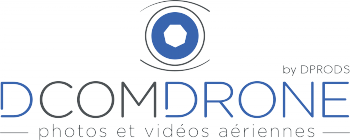 Logo-DCOMDRONE by DPRODS