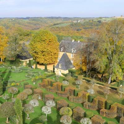 Les Jardins du Manoir d'Eyrignac - Dordogne
