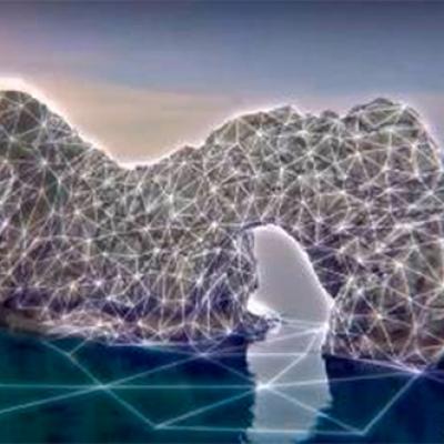 Modélisation 3D du littoral par drone et superposition avec les images vidéo prises